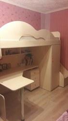 Продам детский спальный комплекс мебели