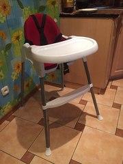 Детский стульчик б, у в хорошем состоянии