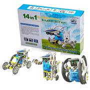 Солнечный робот-конструктор Solar 14 в 1